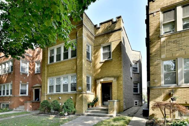 5737 N Talman Avenue, Chicago, IL 60659 (MLS #11229560) :: Schoon Family Group