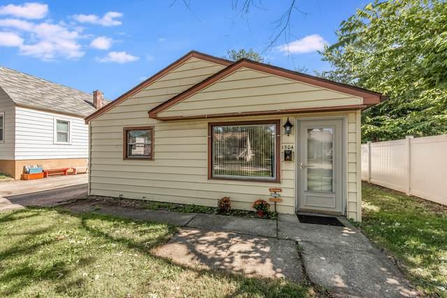 1504 N May Street, Joliet, IL 60435 (MLS #11229601) :: Suburban Life Realty