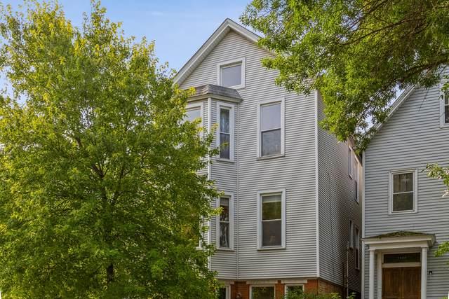 1325 W George Street #2, Chicago, IL 60657 (MLS #11229614) :: John Lyons Real Estate