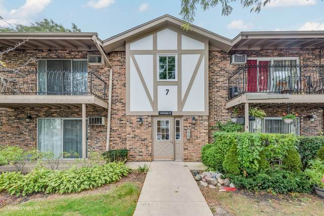 16W486 Lake Drive #205, Willowbrook, IL 60527 (MLS #11229623) :: Angela Walker Homes Real Estate Group