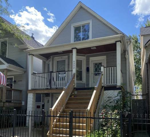 4242 N Bernard Street, Chicago, IL 60618 (MLS #11229673) :: John Lyons Real Estate