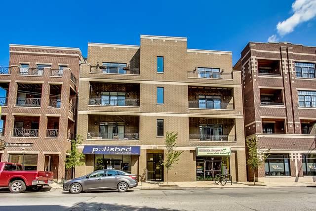 1442 W Belmont Avenue 4E, Chicago, IL 60657 (MLS #11229764) :: John Lyons Real Estate