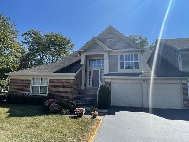 380 Ashford Circle 2-180-, Bartlett, IL 60103 (MLS #11229774) :: Angela Walker Homes Real Estate Group