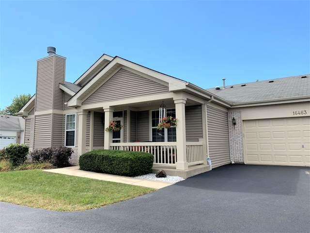 16463 Buckner Pond Way, Crest Hill, IL 60403 (MLS #11229813) :: John Lyons Real Estate