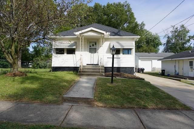 1110 S Hinshaw Avenue, Bloomington, IL 61701 (MLS #11229874) :: Littlefield Group