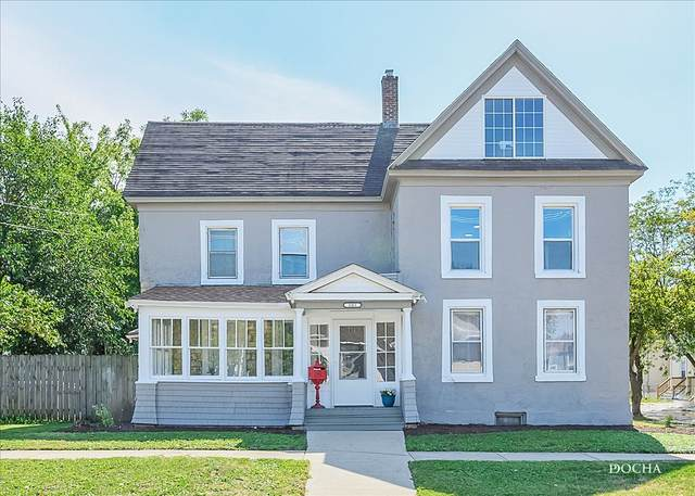 603 E Benton Street, Aurora, IL 60505 (MLS #11229900) :: Schoon Family Group