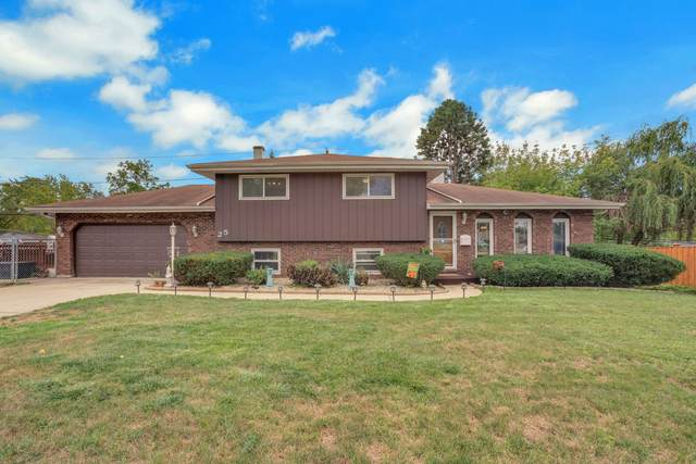 25 W Taylor Road, Lombard, IL 60148 (MLS #11229920) :: Angela Walker Homes Real Estate Group