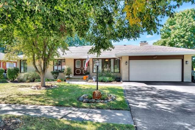 820 Catalpa Street, Beecher, IL 60401 (MLS #11229925) :: John Lyons Real Estate
