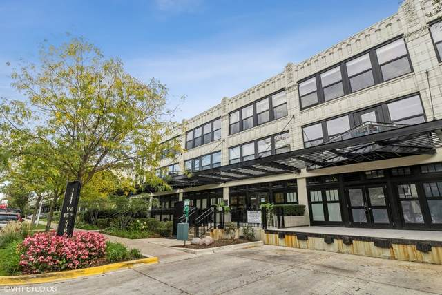 1111 W 15th Street #314, Chicago, IL 60608 (MLS #11229995) :: The Wexler Group at Keller Williams Preferred Realty