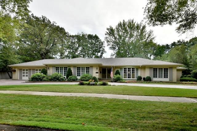 2438 Brookwood Drive, Flossmoor, IL 60422 (MLS #11230002) :: John Lyons Real Estate