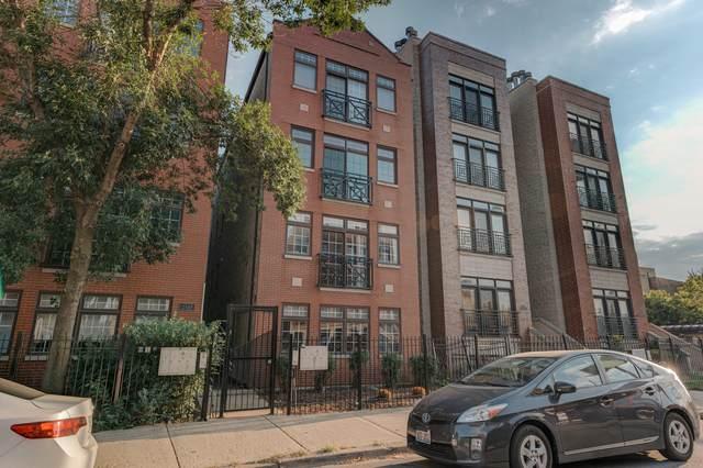 2351 W Harrison Street #3, Chicago, IL 60612 (MLS #11230054) :: Angela Walker Homes Real Estate Group