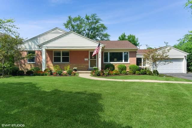 1836 Harrison Street, Glenview, IL 60025 (MLS #11230059) :: Lewke Partners - Keller Williams Success Realty