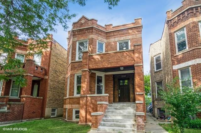 2940 N Springfield Avenue, Chicago, IL 60618 (MLS #11230083) :: Schoon Family Group