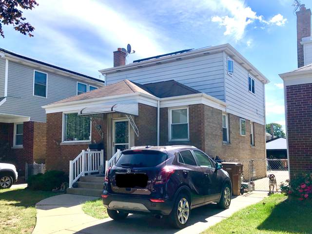 9011 W 22nd Place, North Riverside, IL 60546 (MLS #11230087) :: The Wexler Group at Keller Williams Preferred Realty