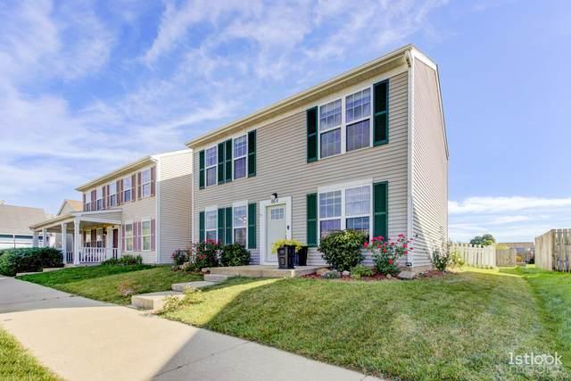 864 Four Seasons Boulevard, Aurora, IL 60504 (MLS #11230090) :: John Lyons Real Estate