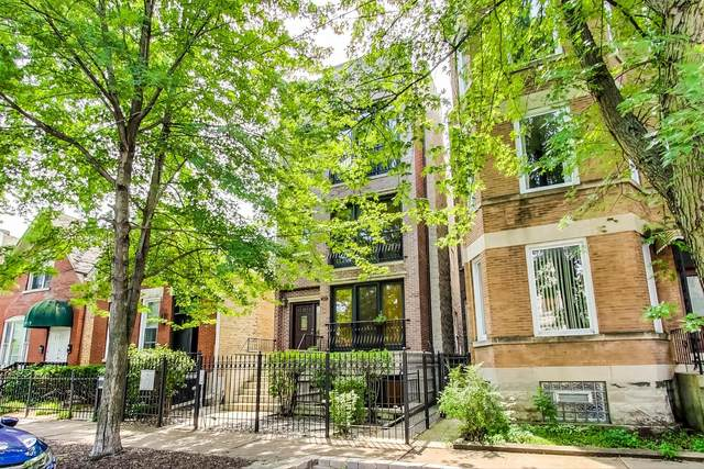 2629 W Haddon Avenue #3, Chicago, IL 60622 (MLS #11230111) :: Angela Walker Homes Real Estate Group