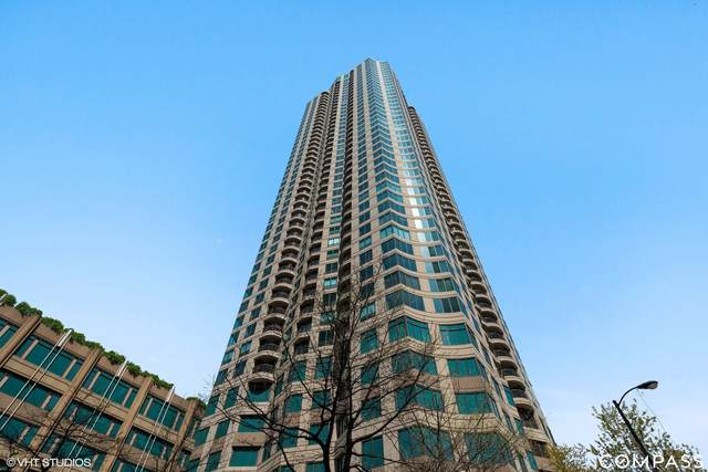 400 N Lasalle Drive #3601, Chicago, IL 60654 (MLS #11230112) :: Angela Walker Homes Real Estate Group