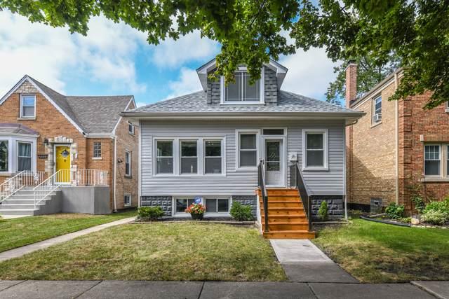 3022 N Nottingham Avenue, Chicago, IL 60634 (MLS #11230117) :: Angela Walker Homes Real Estate Group