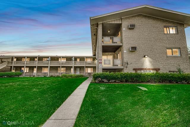 14519 Keystone Avenue #11, Midlothian, IL 60445 (MLS #11230121) :: Angela Walker Homes Real Estate Group