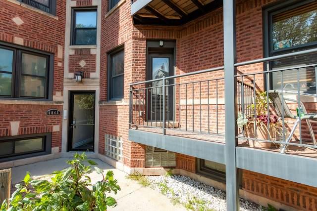 4842 N Ashland Avenue 1N, Chicago, IL 60640 (MLS #11230133) :: Angela Walker Homes Real Estate Group