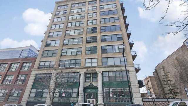 1322 S Wabash Avenue #506, Chicago, IL 60605 (MLS #11230168) :: Angela Walker Homes Real Estate Group