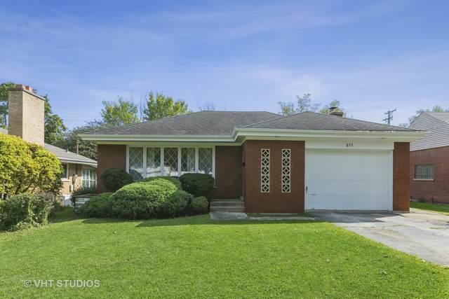 835 Latimer Lane, Flossmoor, IL 60422 (MLS #11230169) :: Angela Walker Homes Real Estate Group