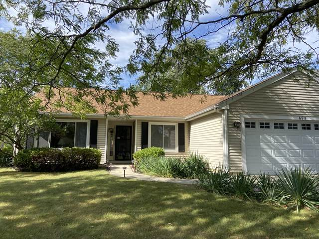 695 Paxton Place, Carol Stream, IL 60188 (MLS #11230172) :: Angela Walker Homes Real Estate Group