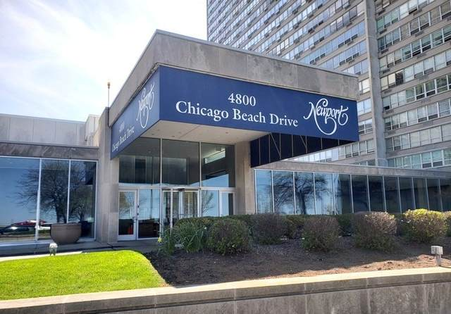 4800 S Chicago Beach Drive #12, Chicago, IL 60615 (MLS #11230173) :: Angela Walker Homes Real Estate Group