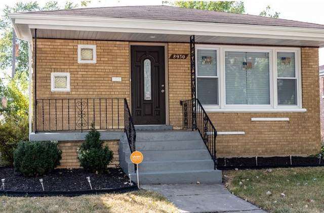 8930 S Woodlawn Avenue, Chicago, IL 60619 (MLS #11230227) :: John Lyons Real Estate