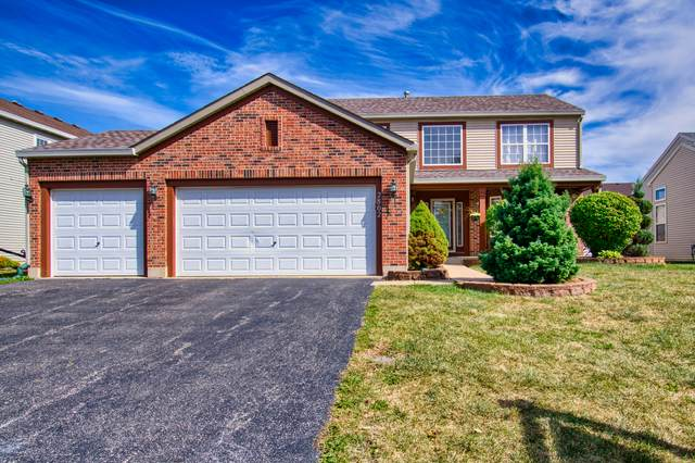 2802 Adobe Drive, Plainfield, IL 60586 (MLS #11230244) :: The Wexler Group at Keller Williams Preferred Realty