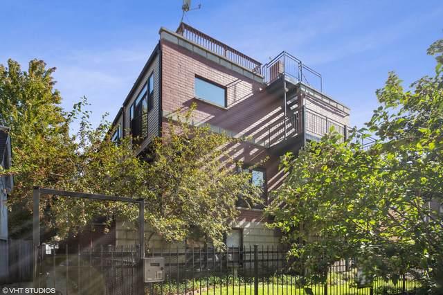 6417 N Paulina Street H, Chicago, IL 60626 (MLS #11230360) :: John Lyons Real Estate