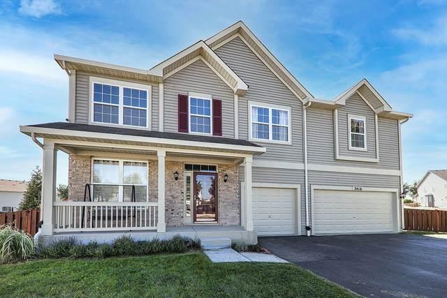 3410 Clason Street, Plano, IL 60545 (MLS #11230416) :: Littlefield Group