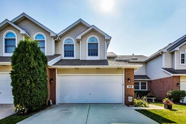 8438 Chicory Court #8438, Darien, IL 60561 (MLS #11230515) :: John Lyons Real Estate