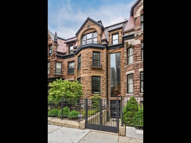 46 E Schiller Street, Chicago, IL 60610 (MLS #11230599) :: John Lyons Real Estate