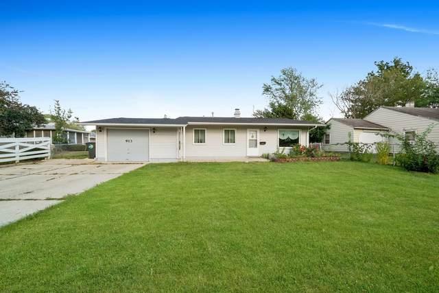 913 S Bartlett Road, Streamwood, IL 60107 (MLS #11230921) :: John Lyons Real Estate