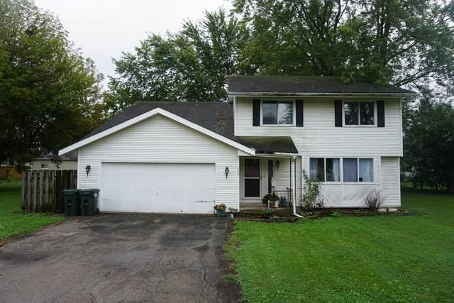 124 W Montgomery Street, OAKLAND, IL 61943 (MLS #11230960) :: Ryan Dallas Real Estate