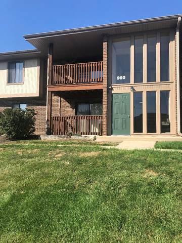 900 Garden Circle #1, Streamwood, IL 60107 (MLS #11231038) :: John Lyons Real Estate