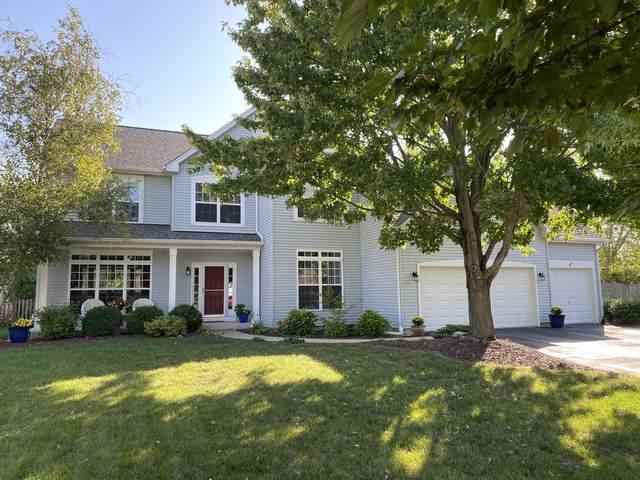 611 Highview Court, Oswego, IL 60543 (MLS #11231090) :: John Lyons Real Estate