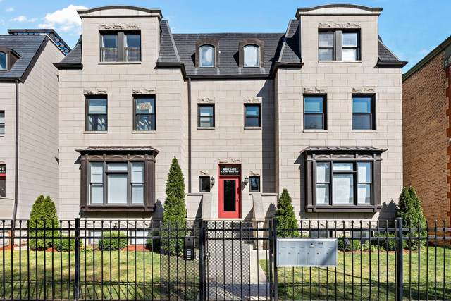4405 S Lake Park Avenue #3, Chicago, IL 60653 (MLS #11231151) :: Carolyn and Hillary Homes