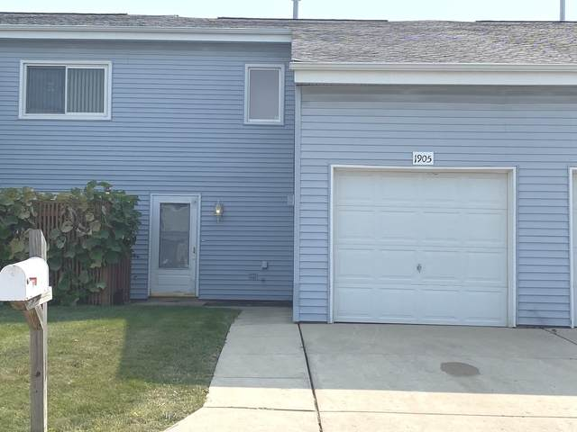 1905 Basswood Lane #1905, Glendale Heights, IL 60139 (MLS #11231154) :: John Lyons Real Estate