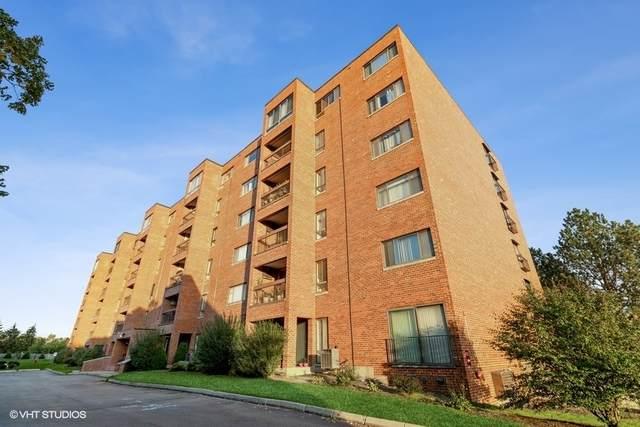 3801 Appian Way #605, Glenview, IL 60025 (MLS #11231521) :: Littlefield Group
