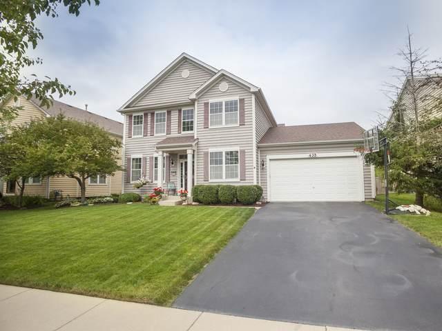 435 Mooresfield Street, Elgin, IL 60123 (MLS #11231606) :: Littlefield Group