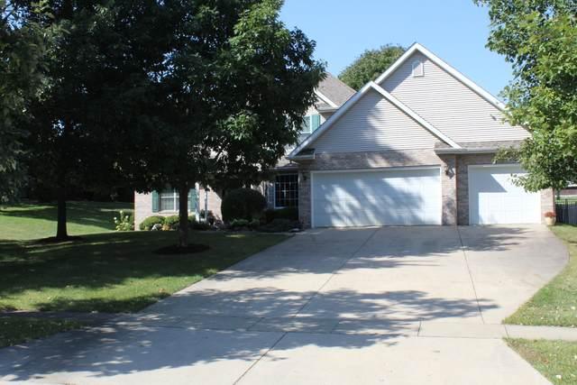 1509 Sweetbriar Drive, Bloomington, IL 61701 (MLS #11231654) :: Littlefield Group