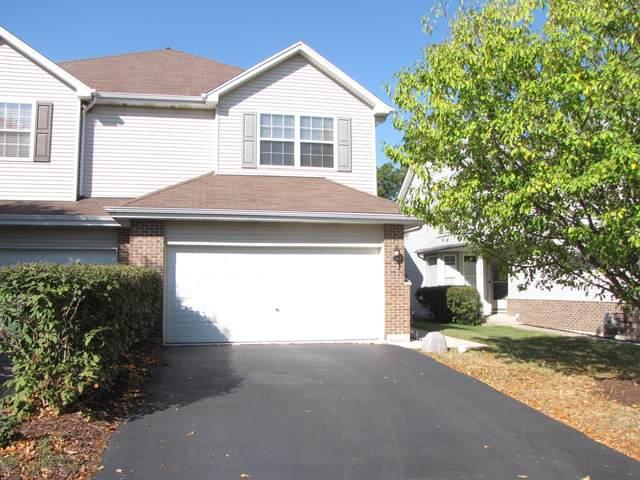 550 N Maggie Lane, Romeoville, IL 60446 (MLS #11231678) :: Littlefield Group