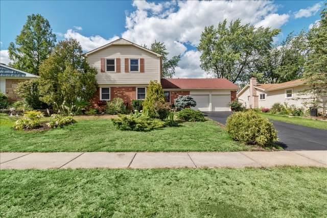 110 Stonegate Road, Buffalo Grove, IL 60089 (MLS #11231680) :: John Lyons Real Estate