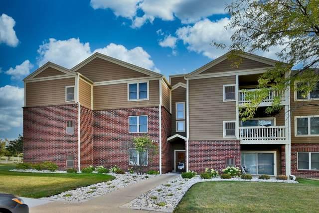 124 Glengarry Drive #201, Bloomingdale, IL 60108 (MLS #11231780) :: John Lyons Real Estate