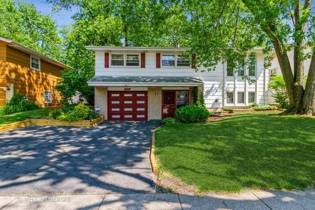 3505 Laurel Lane, Hazel Crest, IL 60429 (MLS #11231873) :: John Lyons Real Estate