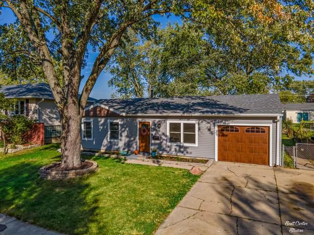 105 S Park Boulevard, Streamwood, IL 60107 (MLS #11231890) :: John Lyons Real Estate