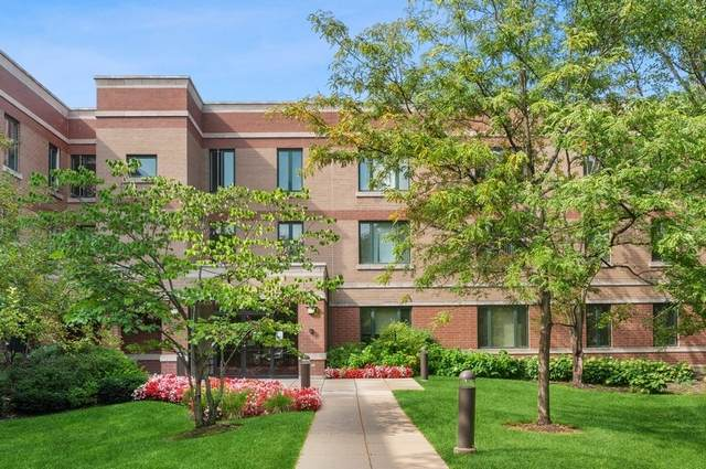 891 Central Avenue #202, Highland Park, IL 60035 (MLS #11231971) :: The Wexler Group at Keller Williams Preferred Realty