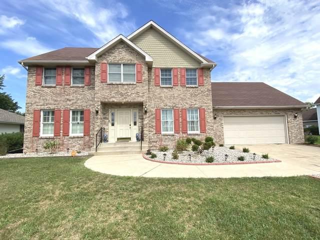 1170 Vantage Lane, Bourbonnais, IL 60914 (MLS #11232025) :: The Wexler Group at Keller Williams Preferred Realty
